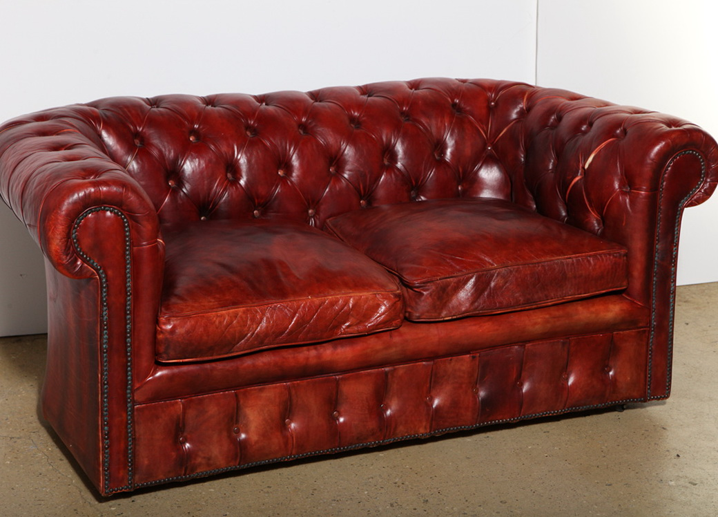 Chesterfield Leather Sofa Usa