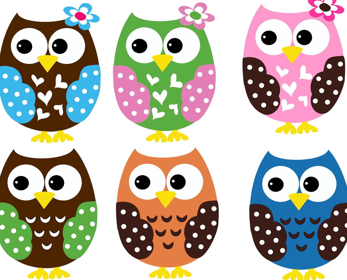 Childrens Owl Wall Art