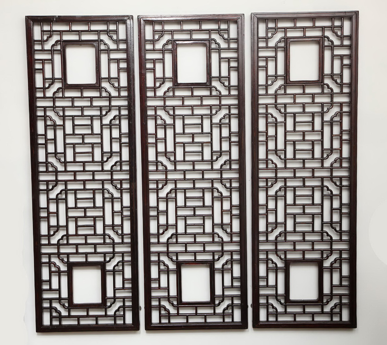 Chinese Wall Art Panels