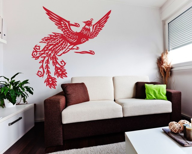 Chinese Wall Art Stickers