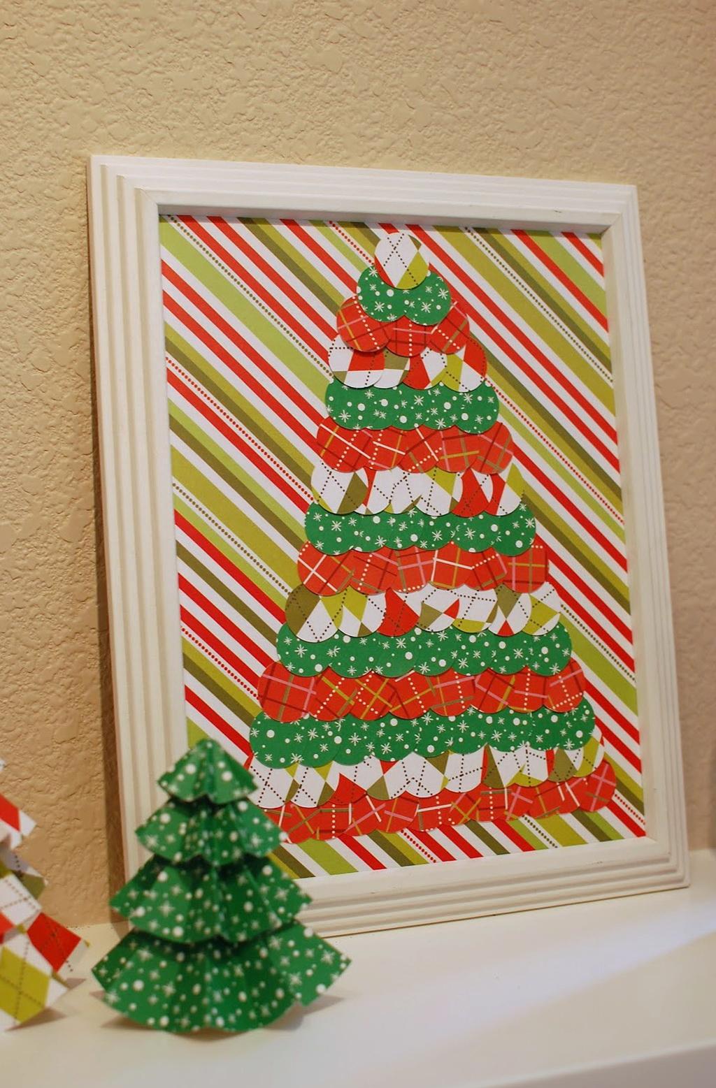 Christmas Wall Art Ideas