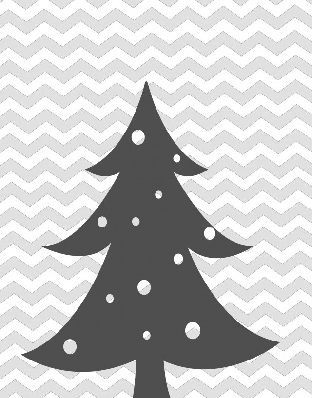 Christmas Wall Art Printables