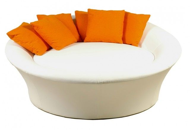 Circular Sofas And Loveseats