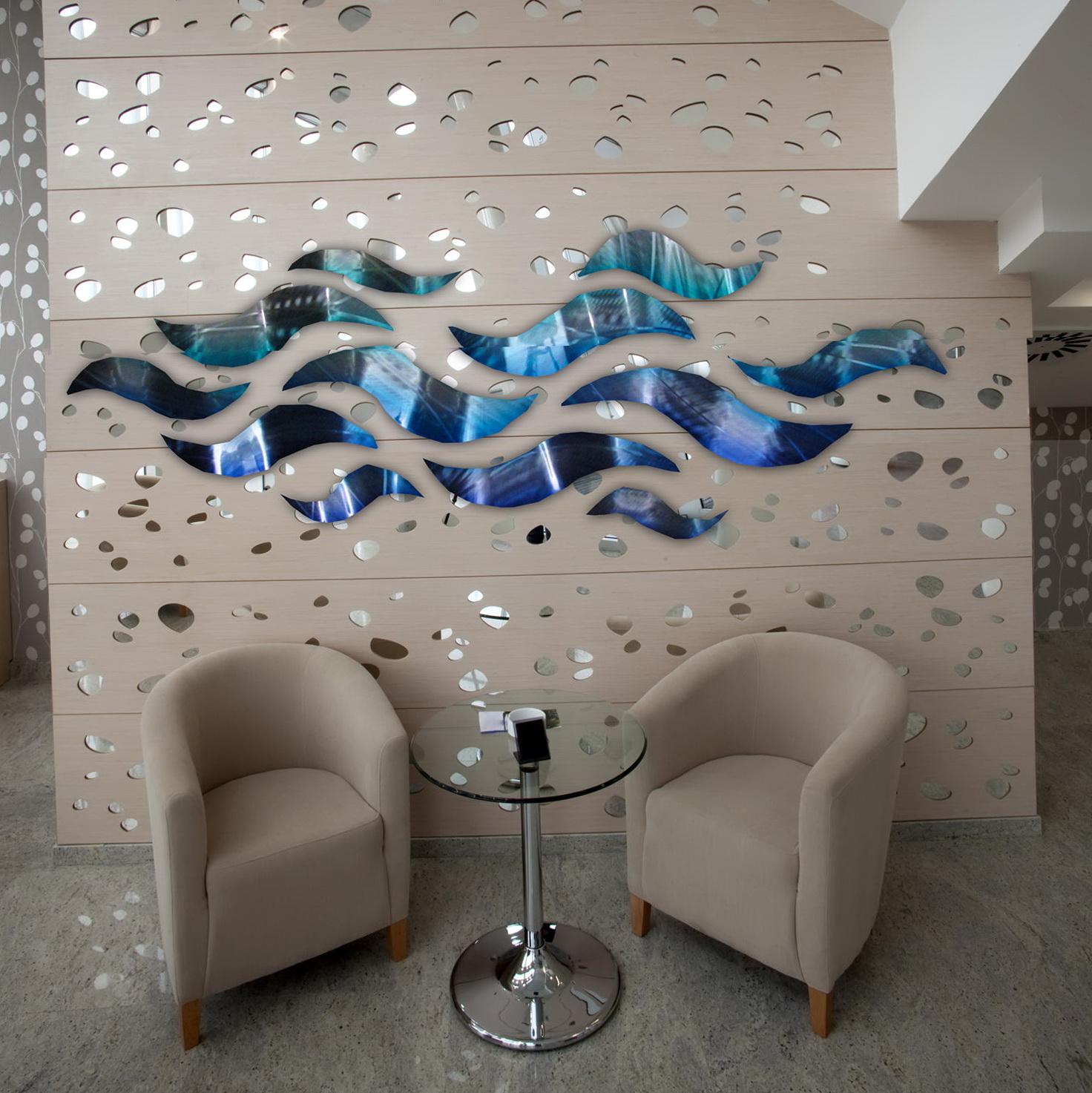 Contemporary Metal Wall Art Uk