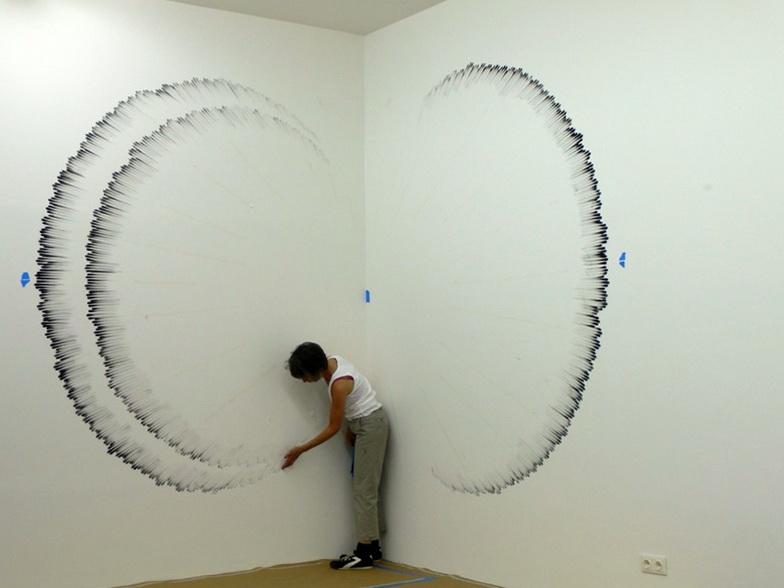 Cool Wall Art Drawings
