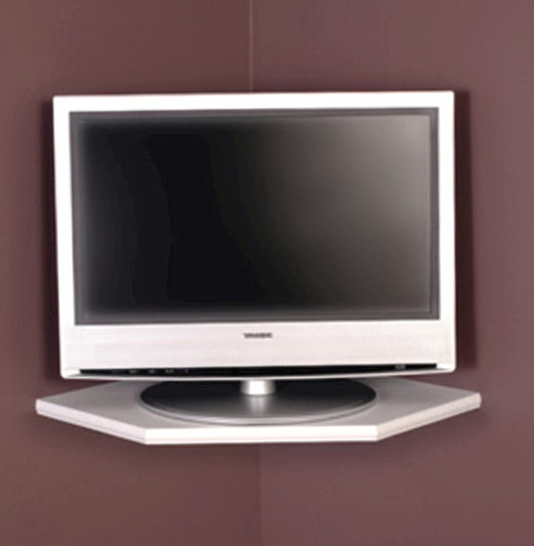 Corner Tv Wall Shelf