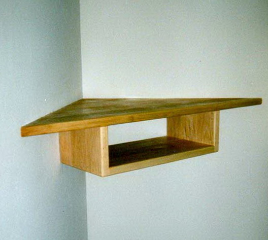 Corner Wall Mount Shelf For Tv