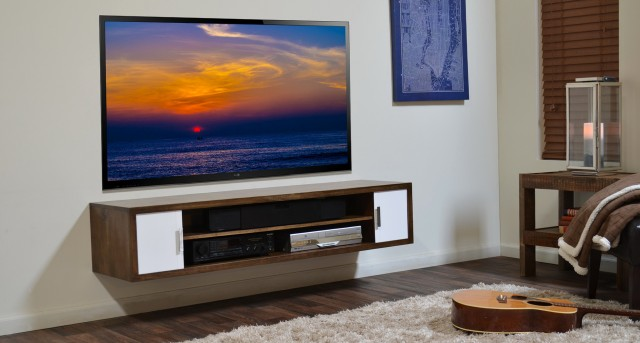 Corner Wall Shelf For Tv