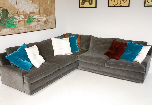 Custom Sectional Sofa Los Angeles