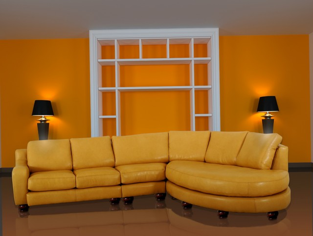 Custom Sectional Sofa Orange County