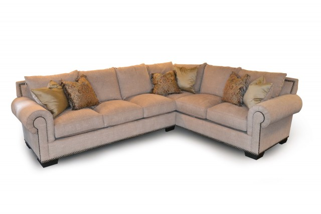 Custom Sectional Sofa San Diego