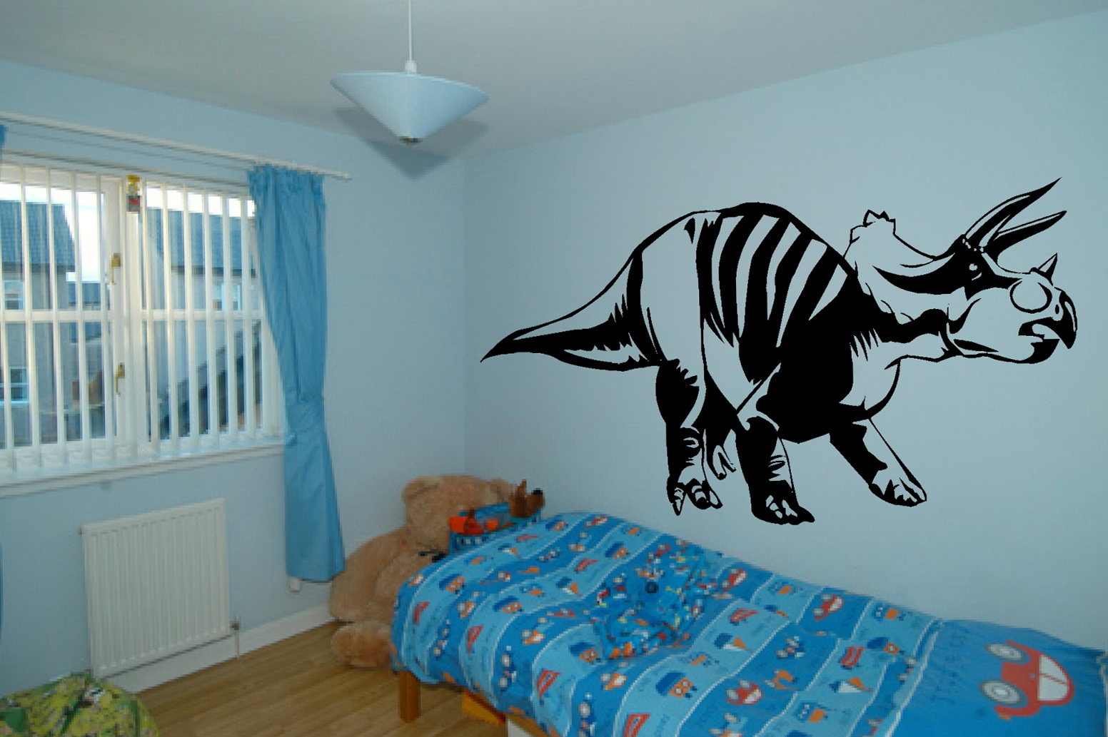 Dinosaur Wall Art Stickers