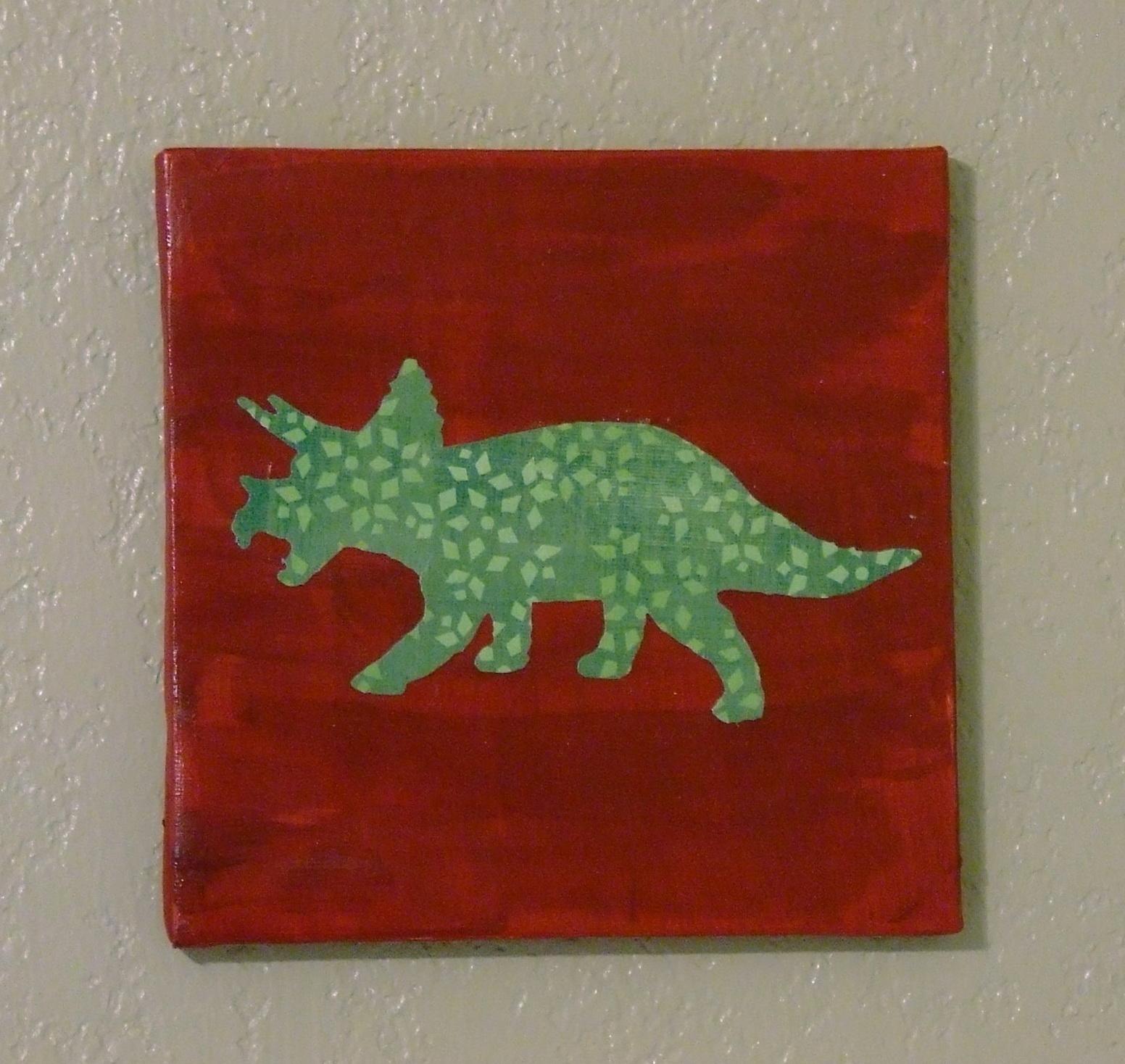 Dinosaur Wall Art