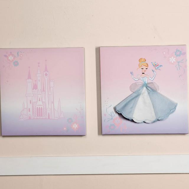 Disney Wall Art Canvas