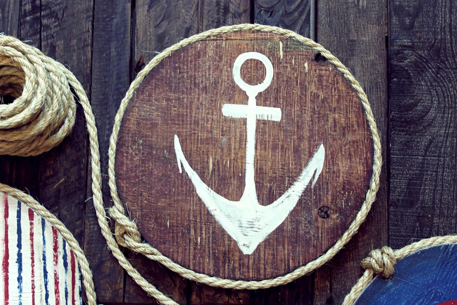 Diy Nautical Wall Art