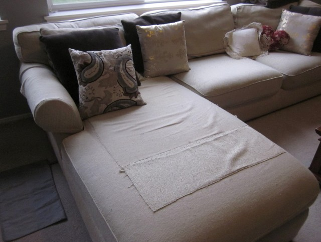 Diy Sectional Sofa Slipcovers