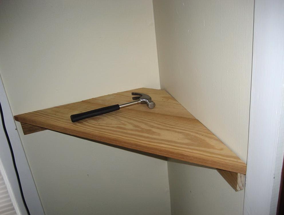 Diy Wooden Wall Shelf