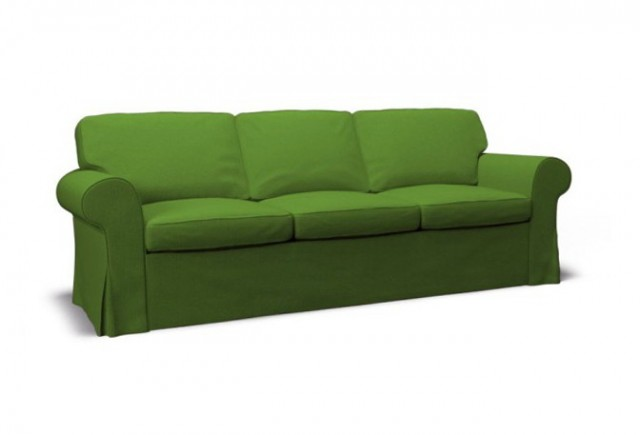 Ektorp Sofa Cover Green