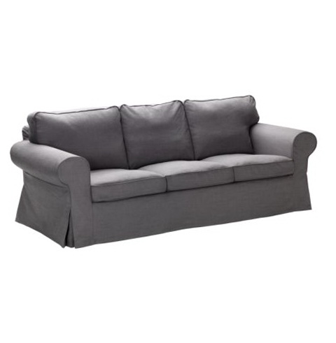 Ektorp Sofa Cover Svanby Gray