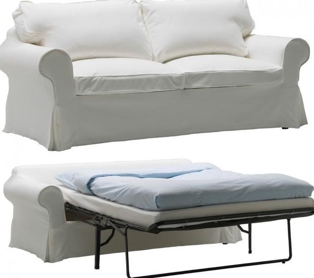 Ektorp Sofa Cover White