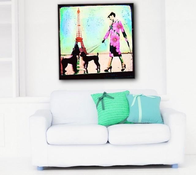Fashion Wall Art Canvas