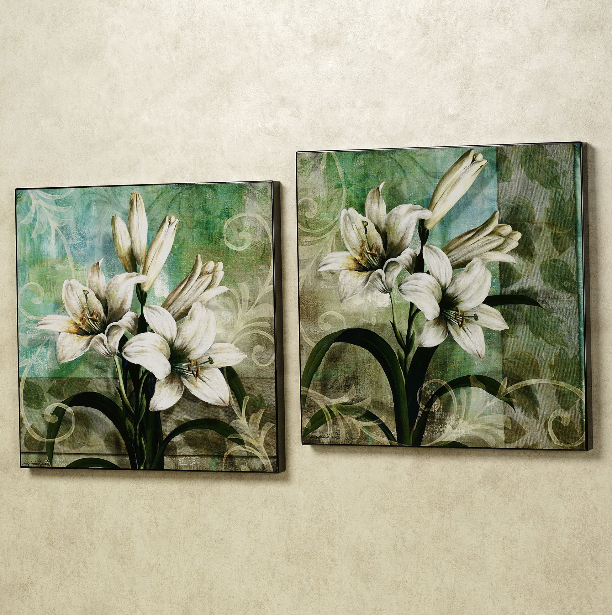 Floral Wall Art Sets