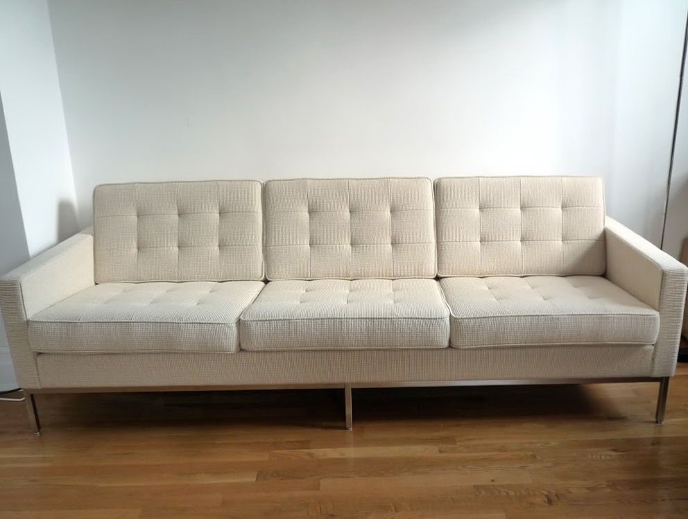 Florence Knoll Sofa Review