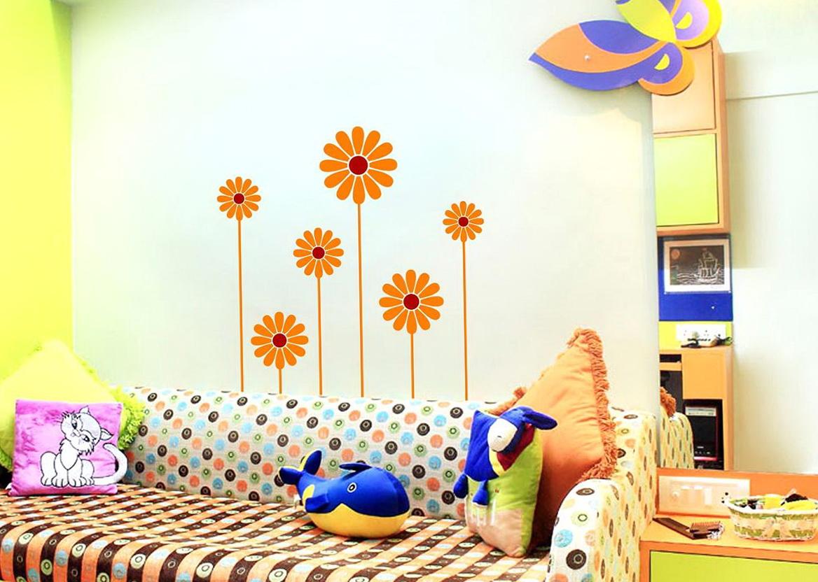Flower Wall Art Designs