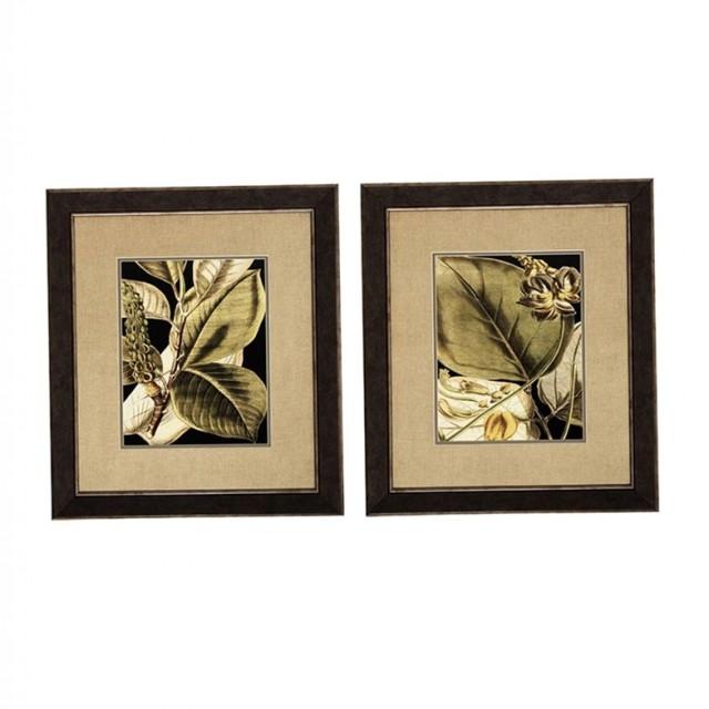 Framed Wall Art Set Of 2