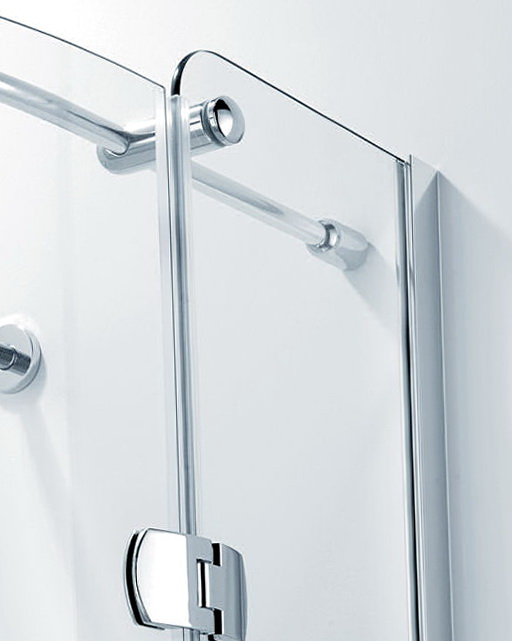 Frameless Shower Door Seal