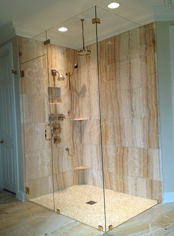 Frameless Shower Doors Images