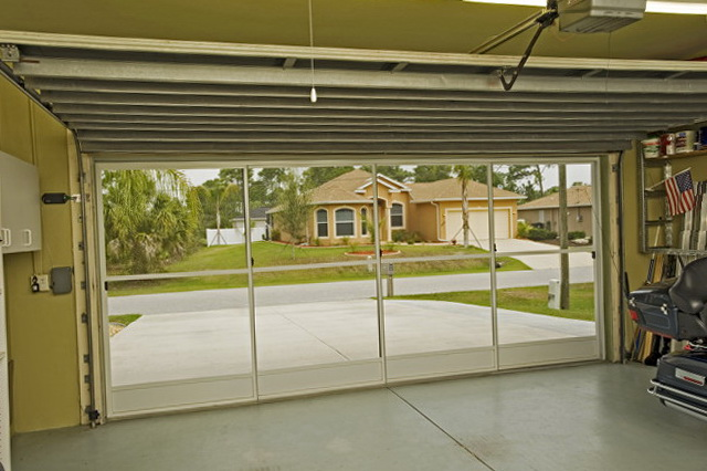 Garage Screen Doors Ocala Florida