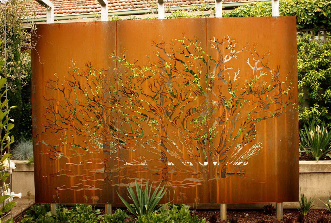 Garden Wall Art Melbourne