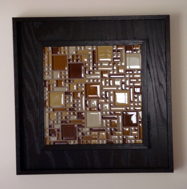 Glass Mosaic Wall Art