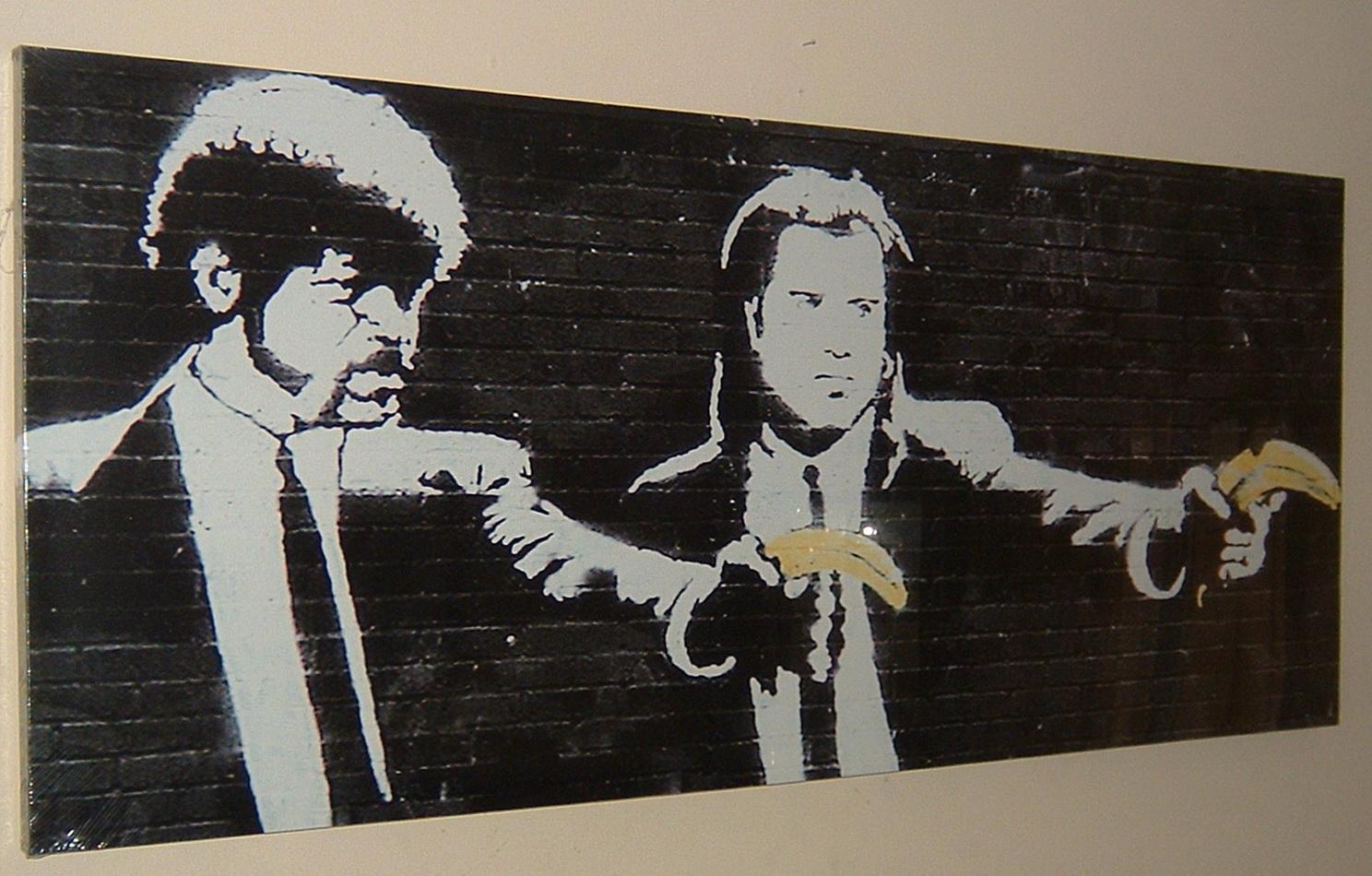Graffiti Wall Art Canvas