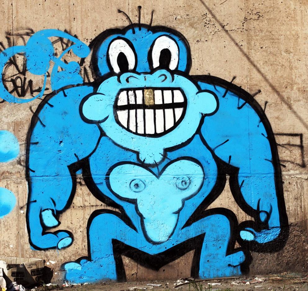 Graffiti Wall Art For Sale