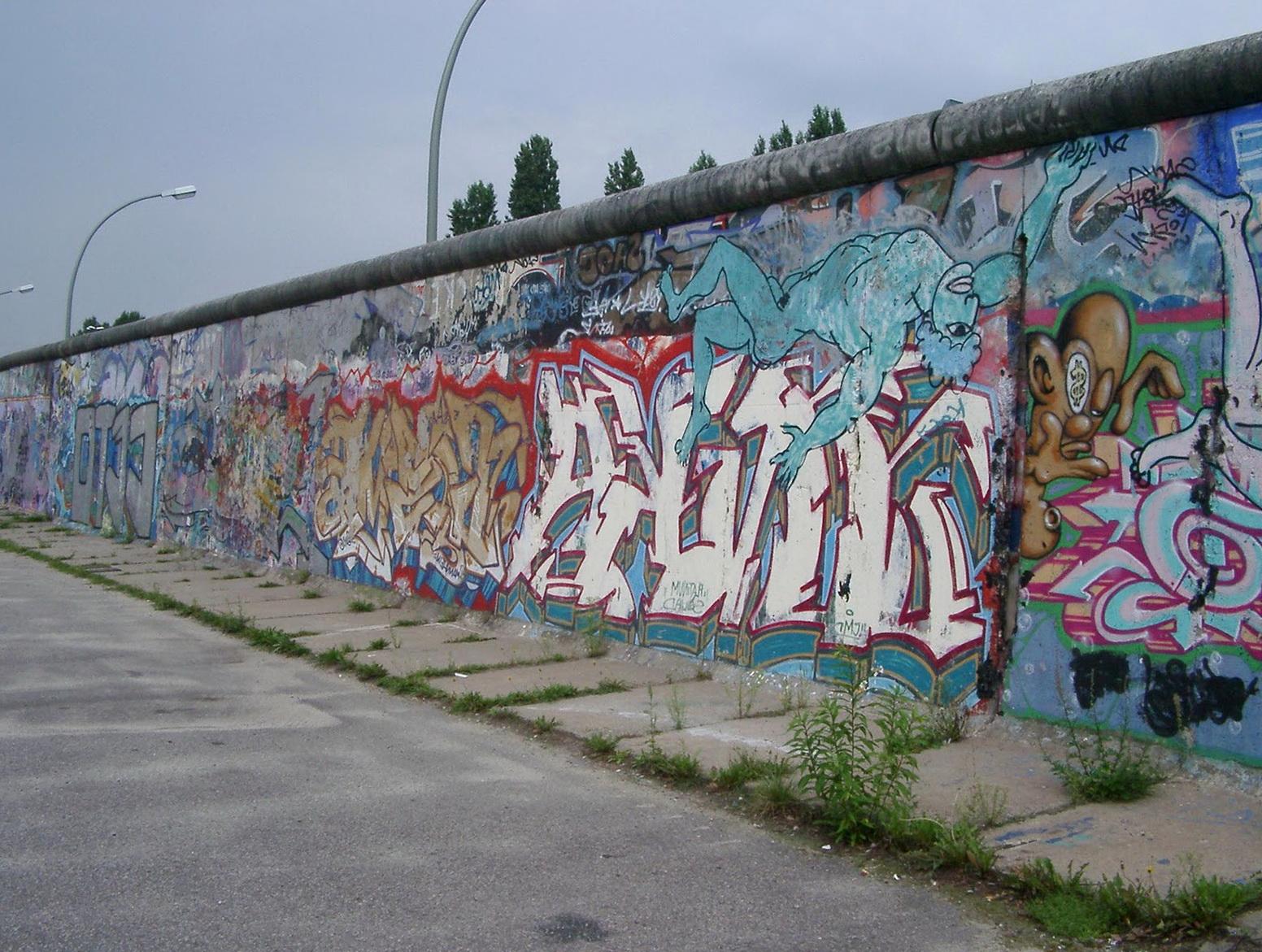 Graffiti Wall Art Street