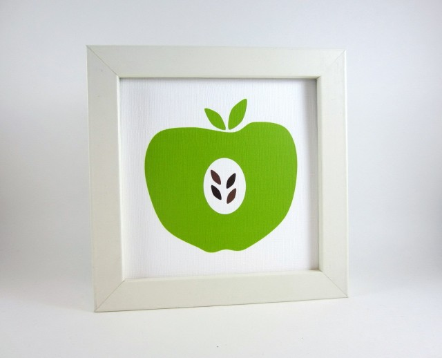 Green Wall Art For Kitchen