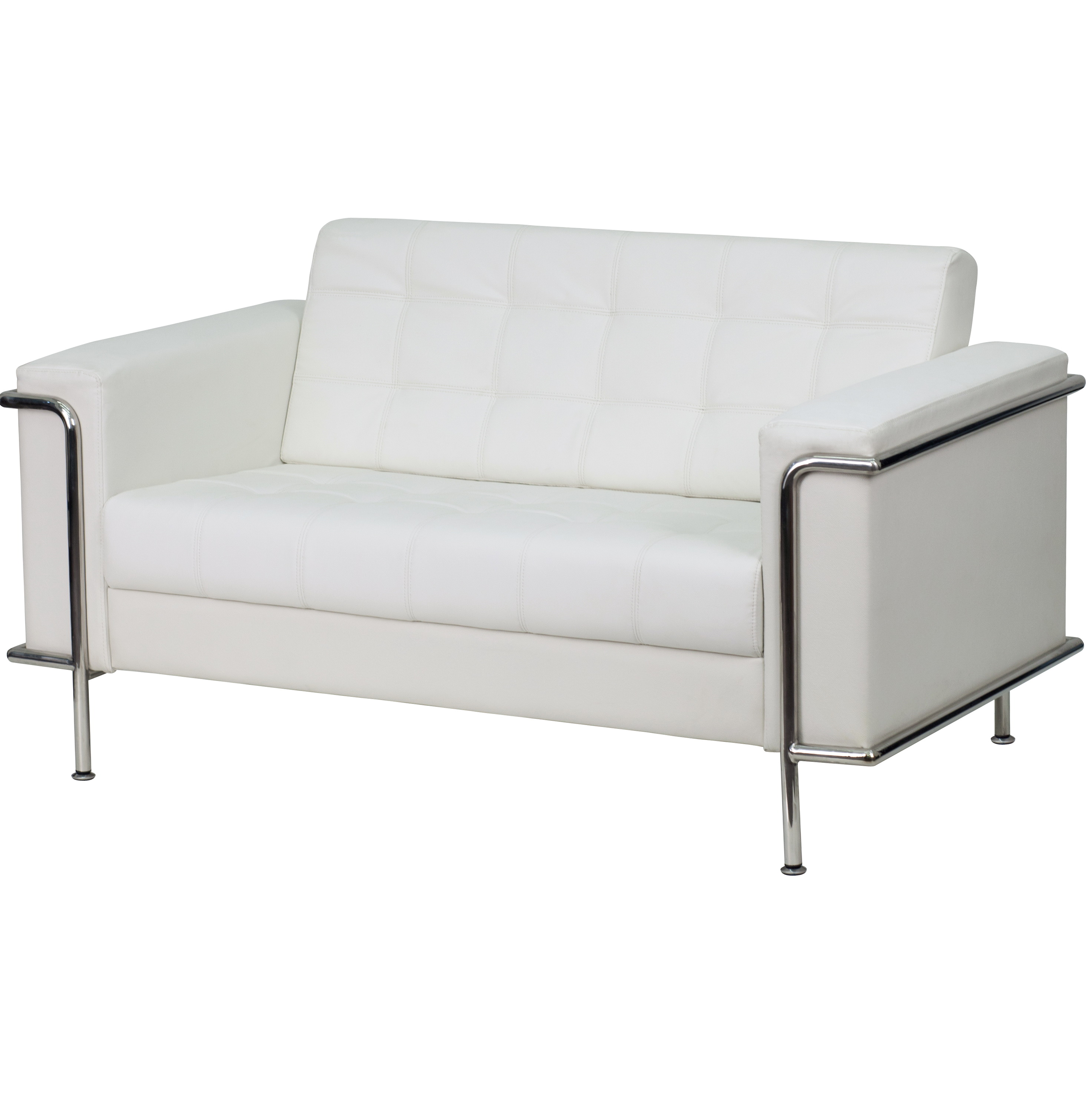 Hercules Lesley Series Contemporary Leather Sofa