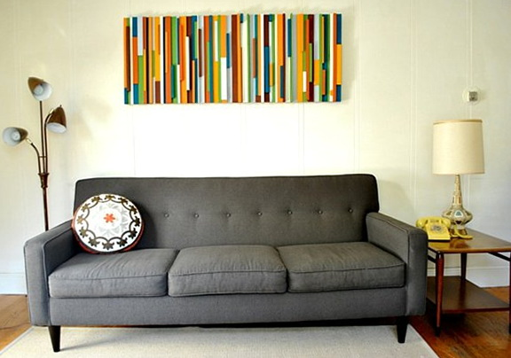 How To Make Cheap Wall Art