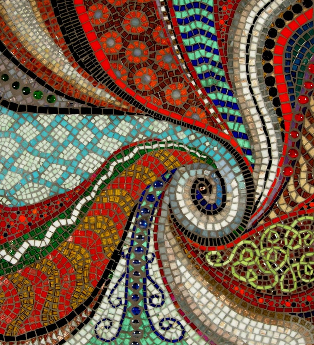 How To Make Mosaic Wall Art