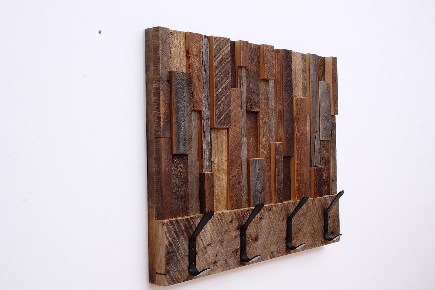How To Make Reclaimed Wood Wall Art