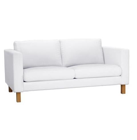 Ikea Karlstad Sofa White