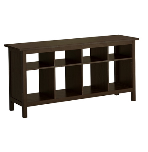 Ikea Sofa Table Hemnes