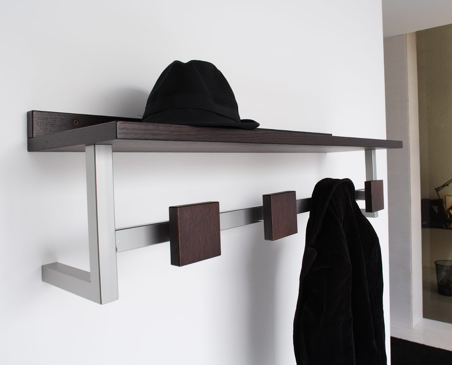 Ikea Wall Shelf With Hooks