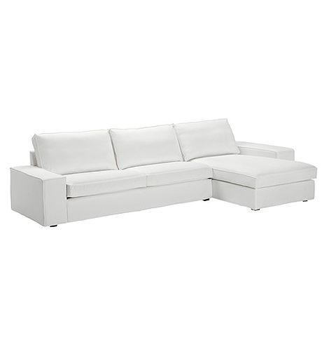 Ikea White Sectional Sofa