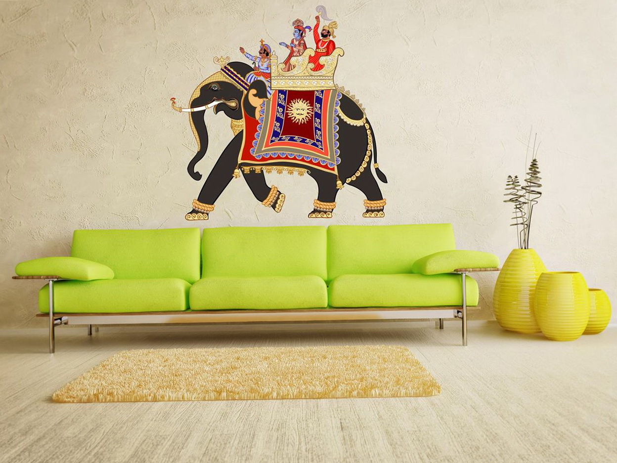 Indian Wall Art Online