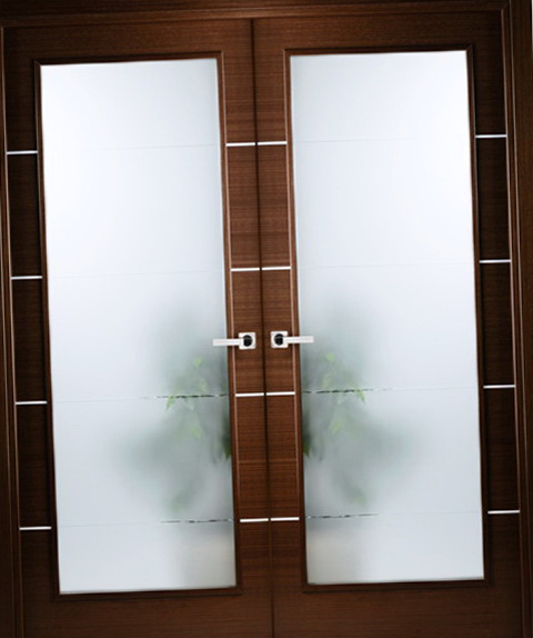 Interior Glass Doors Frosted
