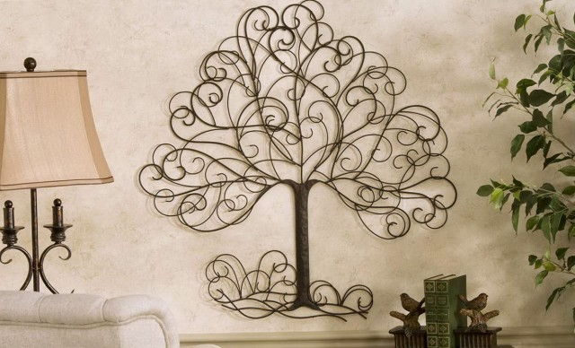 Iron Decorative Wall Art