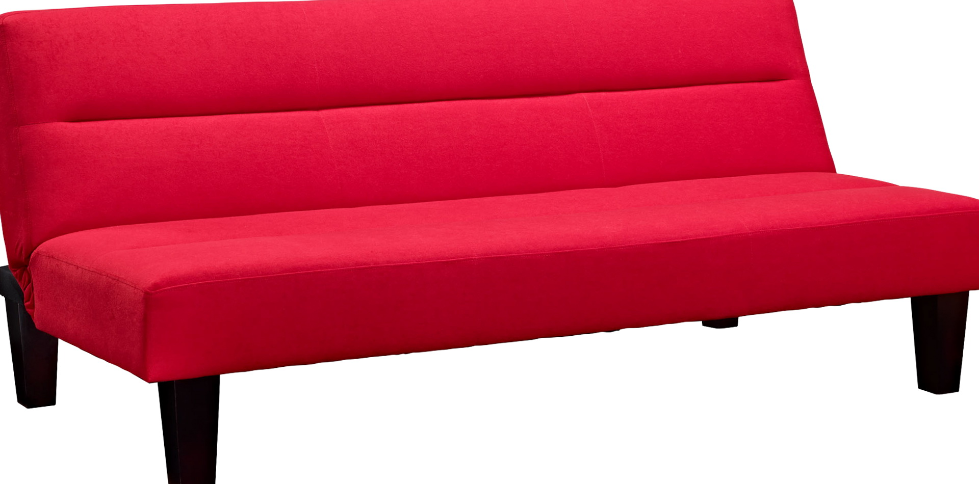 Kebo Futon Sofa Bed Red